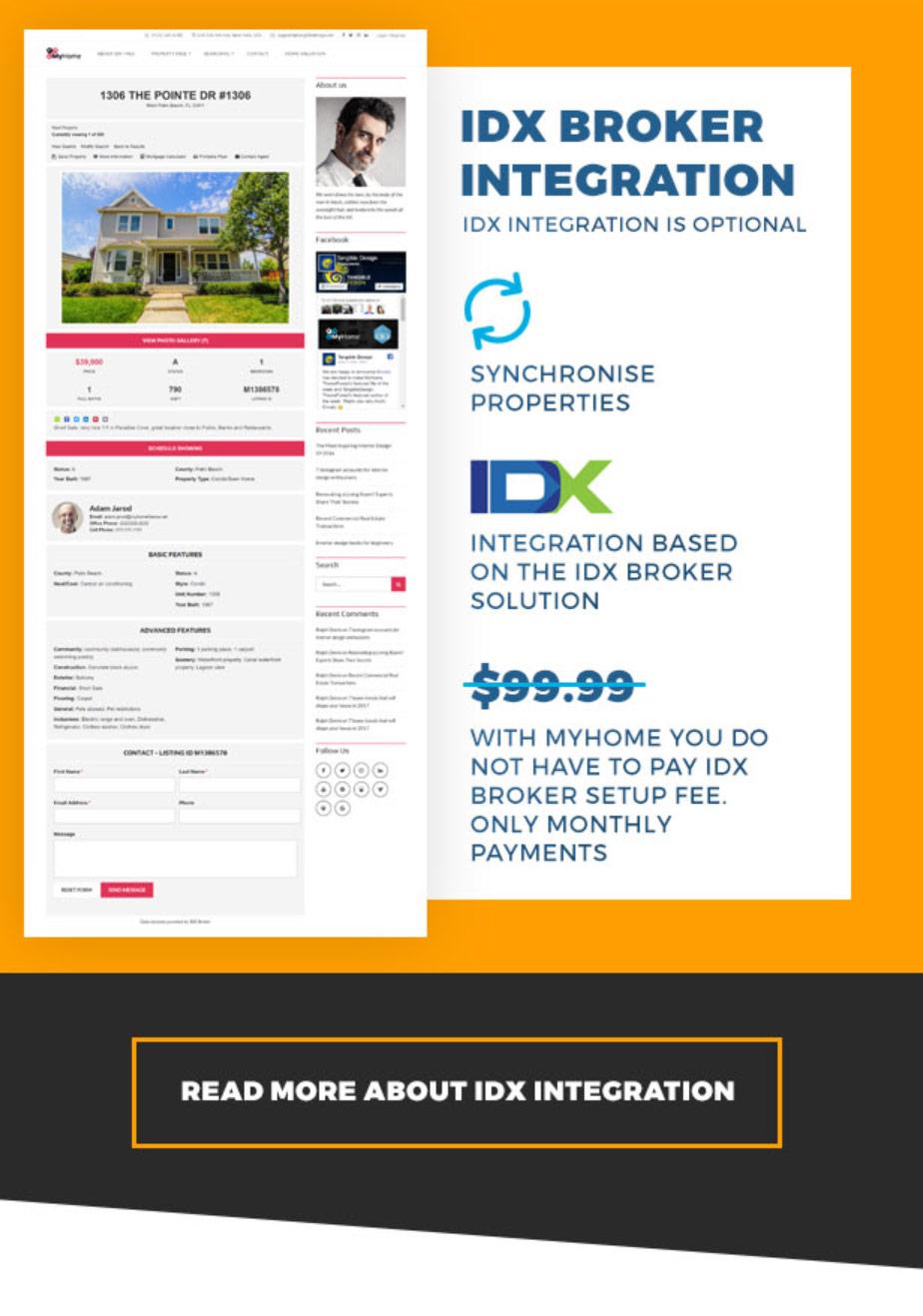 - 6 - Real Estate WordPress Theme | MyHome