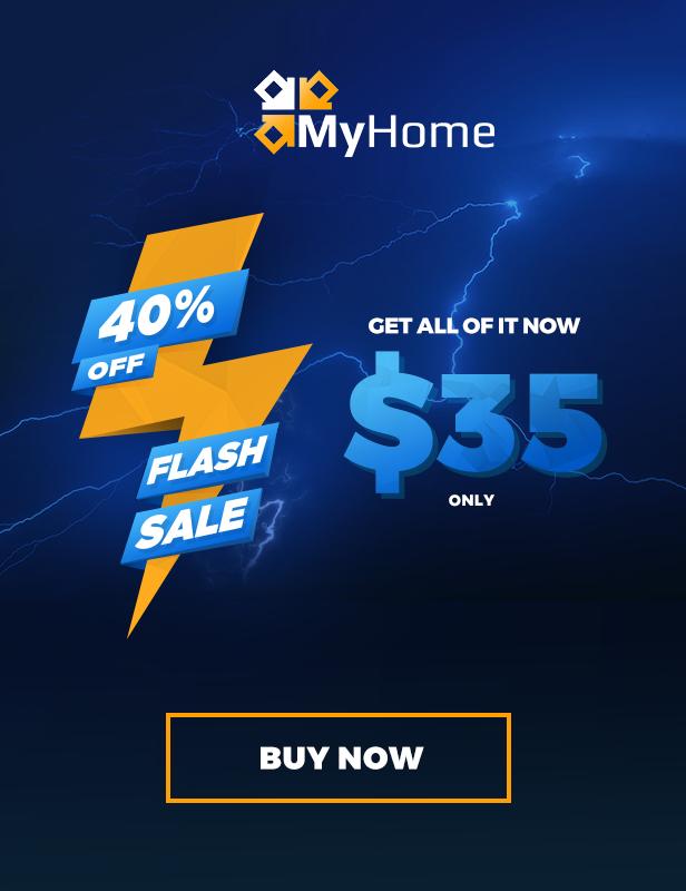MyHome Real Estate WordPress - 1
